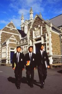 New Zealand High School Photo