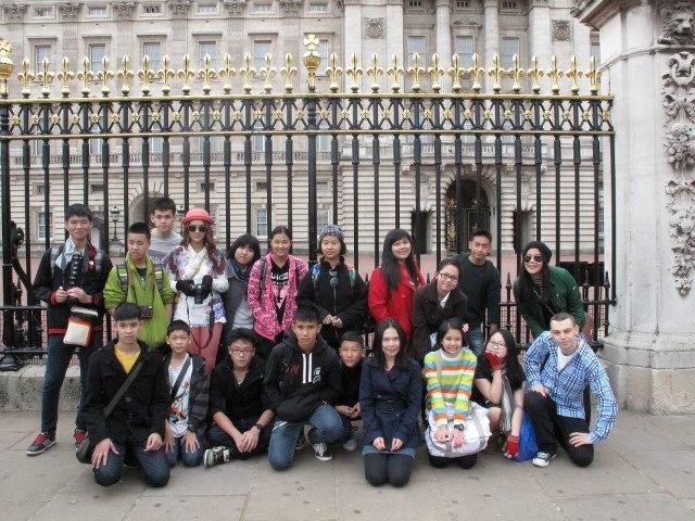 เรียนลอนดอน
